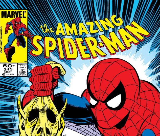 Amazing Spider-Man (1963) #245