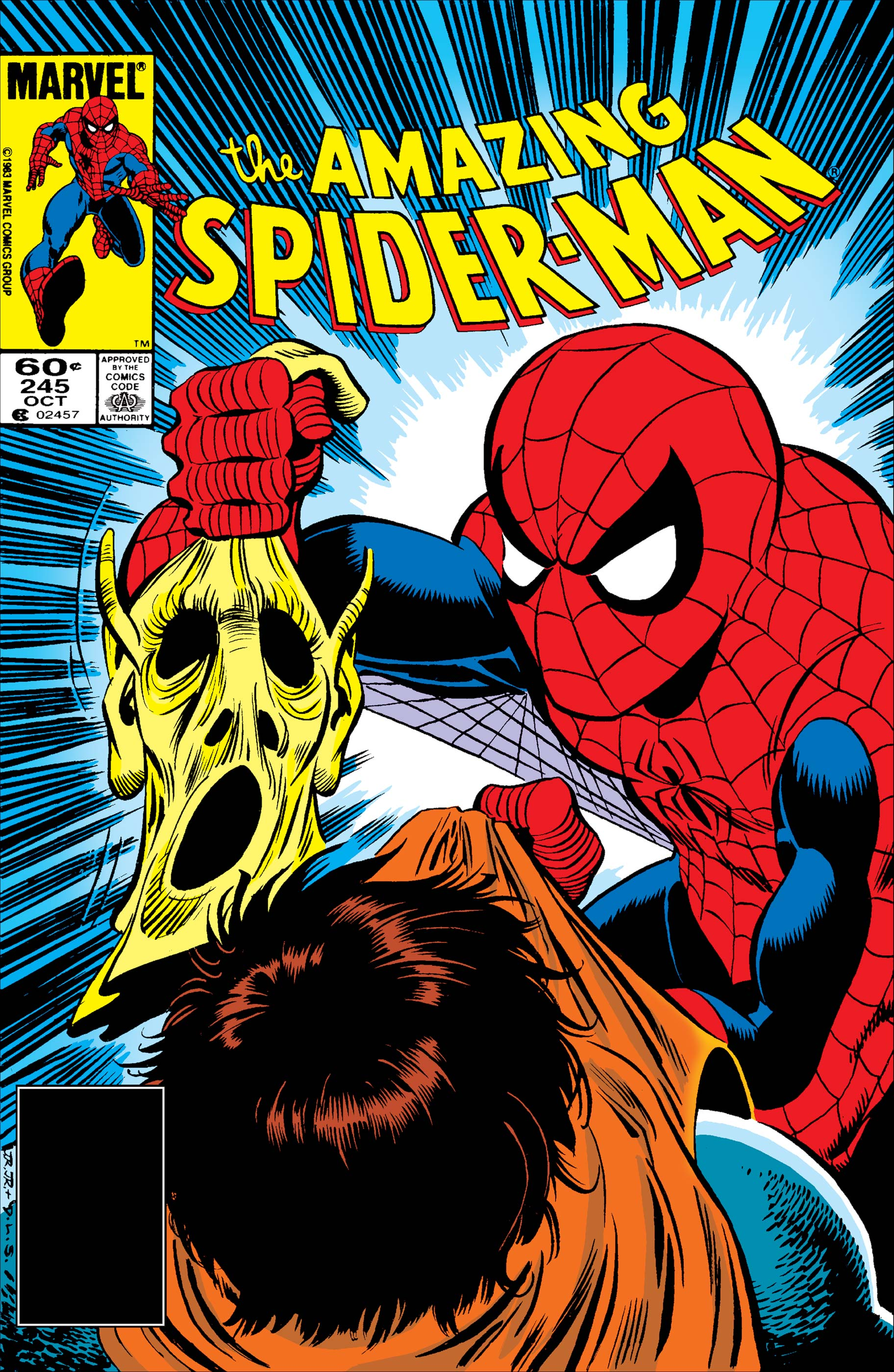 The Amazing Spider-Man (1963) #245