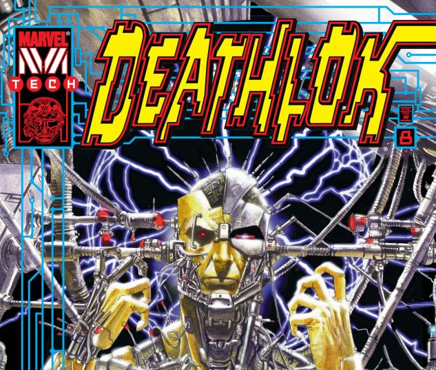 Deathlok (1999) #8