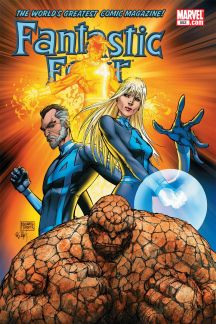 Fantastic Four (1998) #553