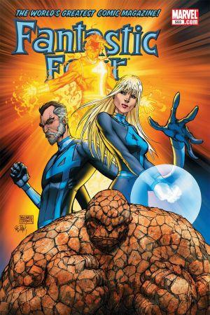 Fantastic Four #553