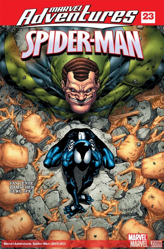 Marvel Adventures Spider-Man (2005) #23