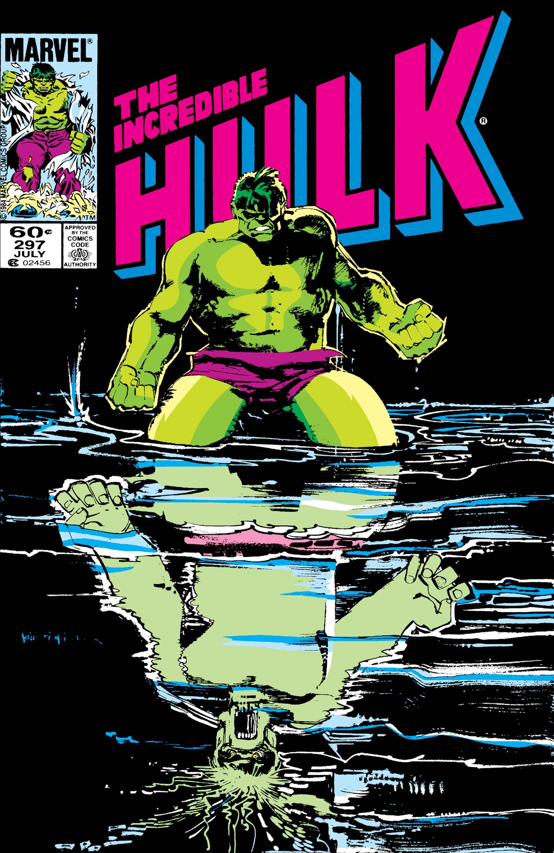 Incredible Hulk (1962) #297