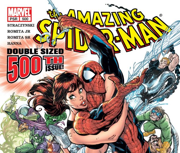 Amazing Spider-Man (1999) #500