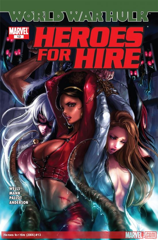 Heroes for Hire (2006) #13