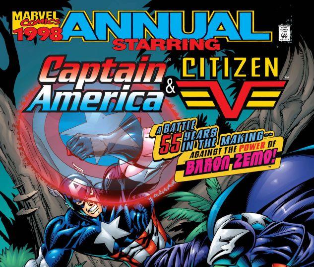 Captain America Annual (1998) #1