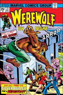 Werewolf By Night (1972) #23