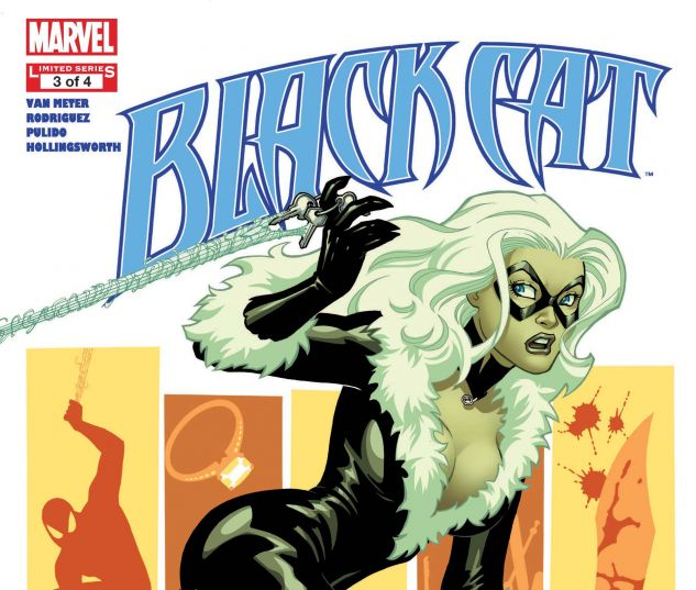 Amazing Spider-Man Presents: Black Cat (2010) #3