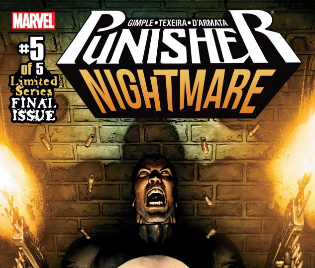 Punisher: Nightmare (2013) #5