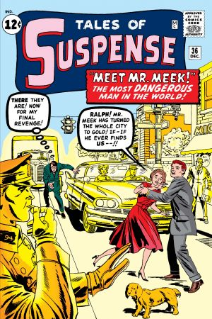 Tales of Suspense (1959) #36