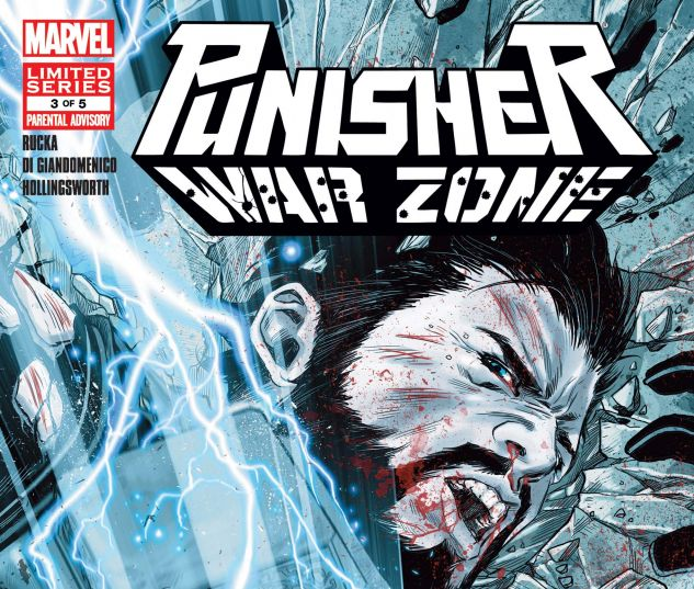 Punisher: War Zone (2012) #3