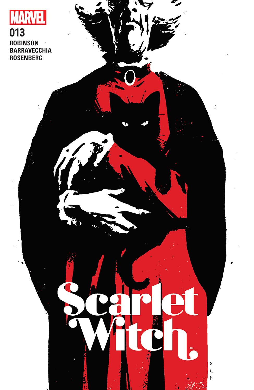 Scarlet Witch (2015) #13
