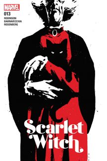Scarlet Witch #13