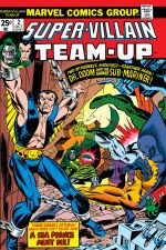 Super-Villain Team-Up (1975) #2 cover