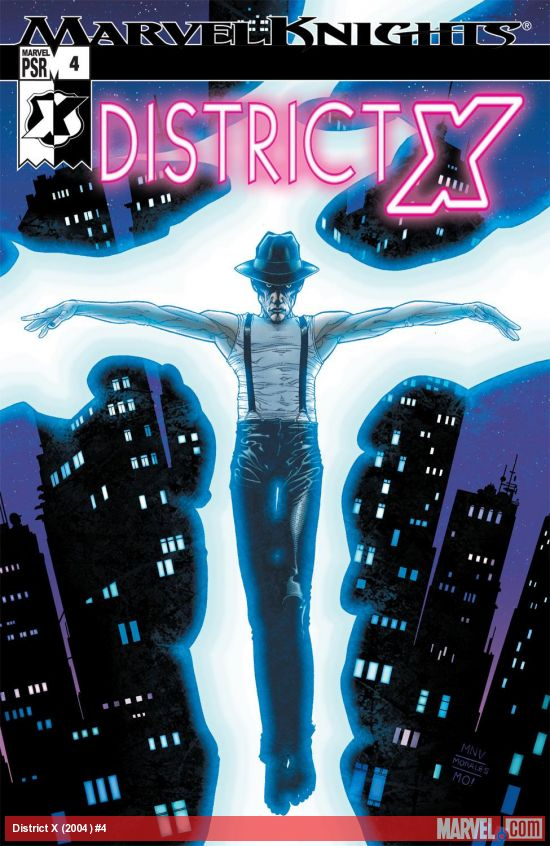 District X (2004) #4