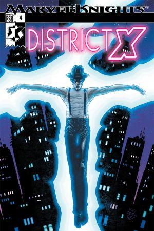 District X #4
