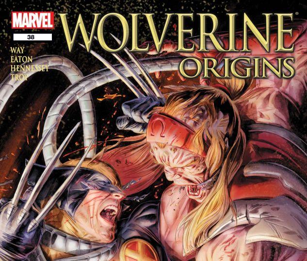 Wolverine Origins (2006) #38