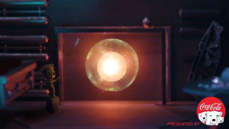 Marvel Fireside Video - GotG -CloseUp
