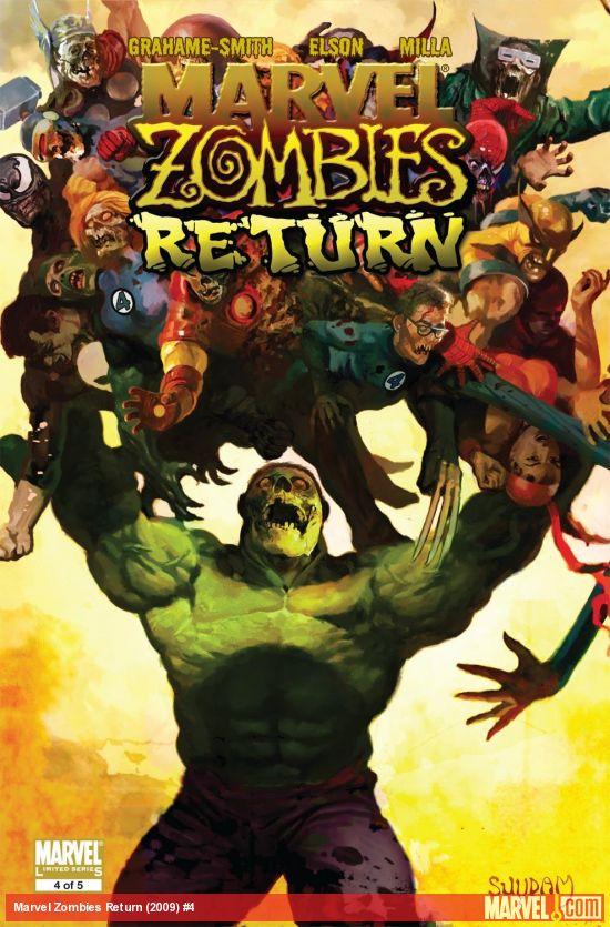 Marvel Zombies Return (2009) #4