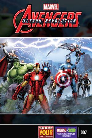 Marvel Universe Avengers: Ultron Revolution (2016) #7