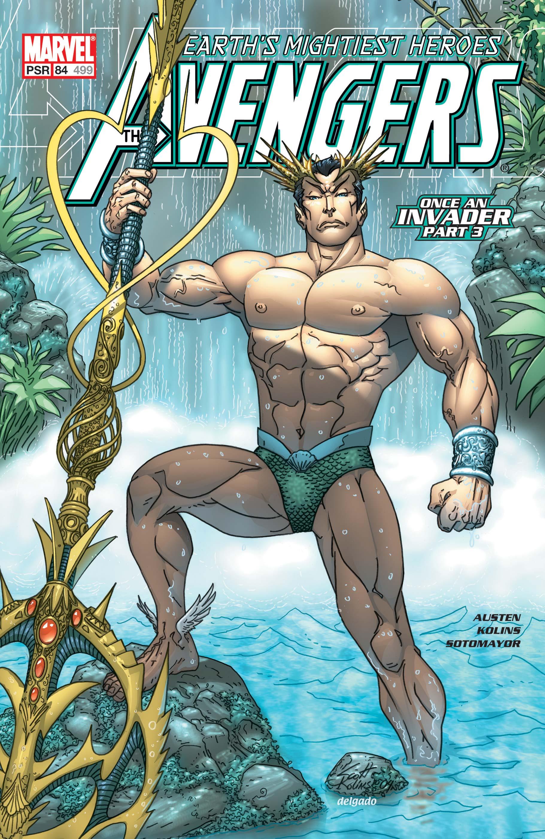 Avengers (1998) #84