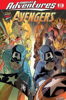 Marvel Adventures the Avengers #37