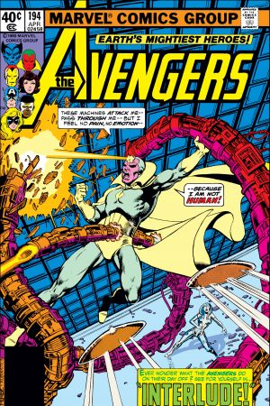 Avengers #194