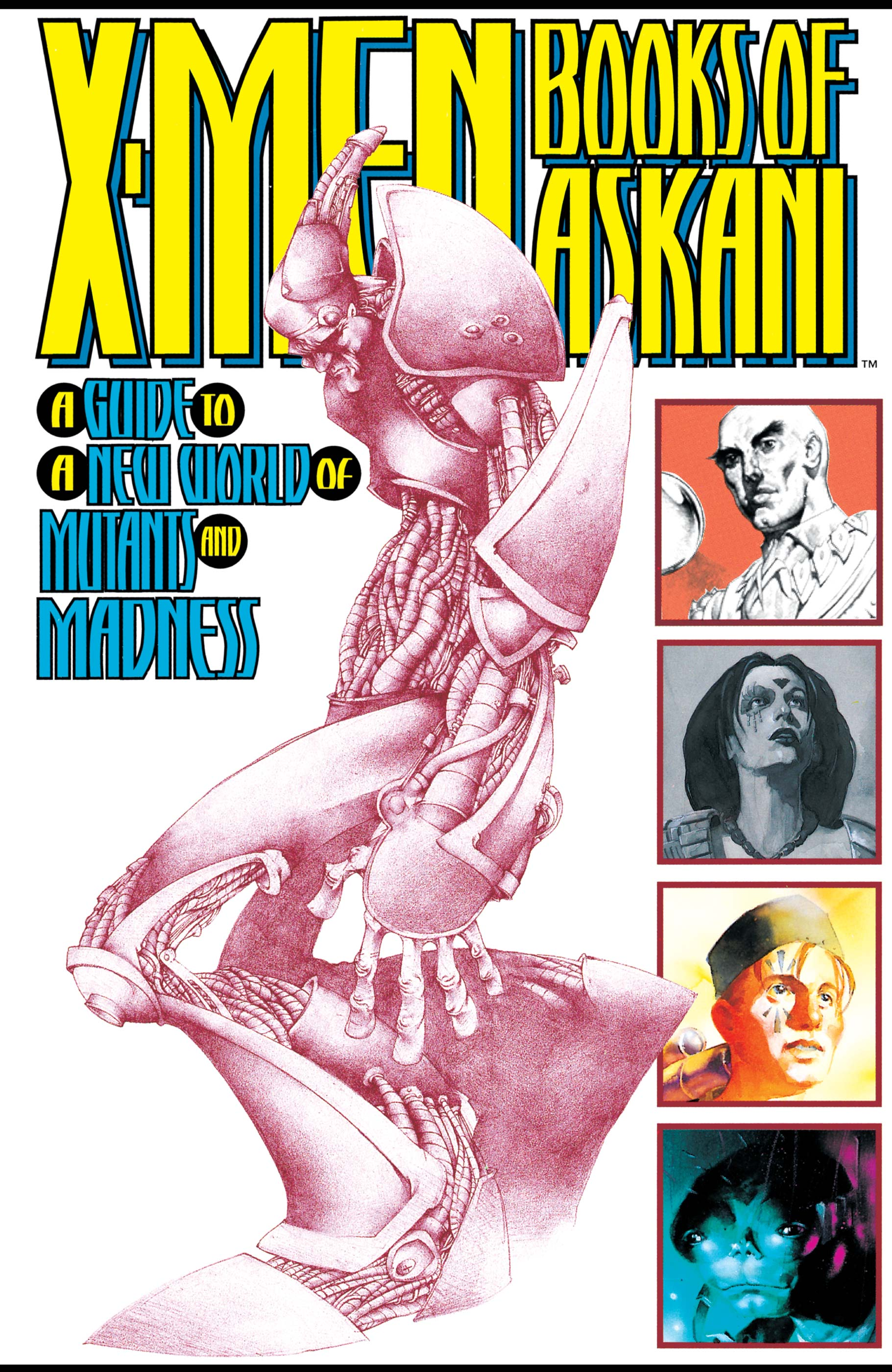 X-Men: Books of Askani (1995) #1