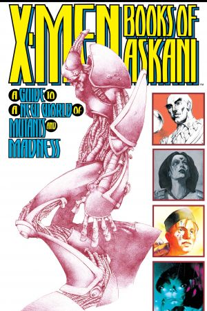 X-Men: Books of Askani #1