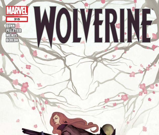 WOLVERINE (2010) #315