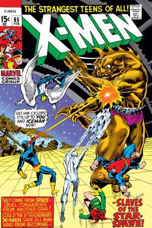 Uncanny X-Men #65