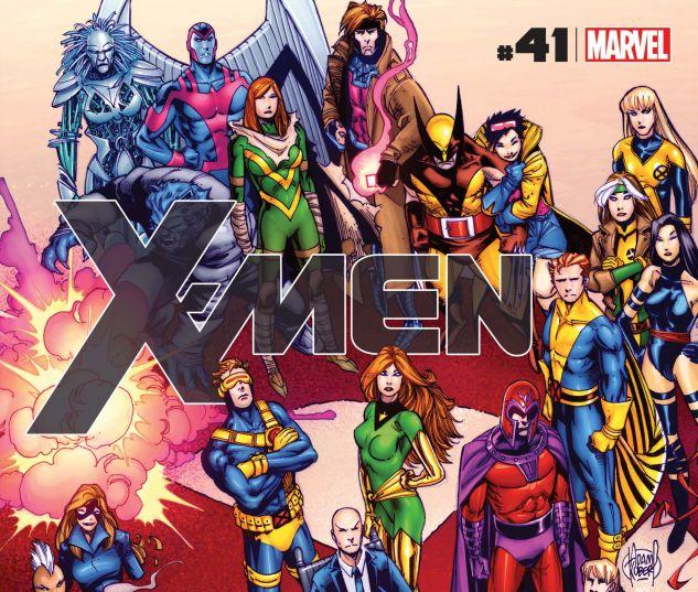 X-Men (2010) #41
