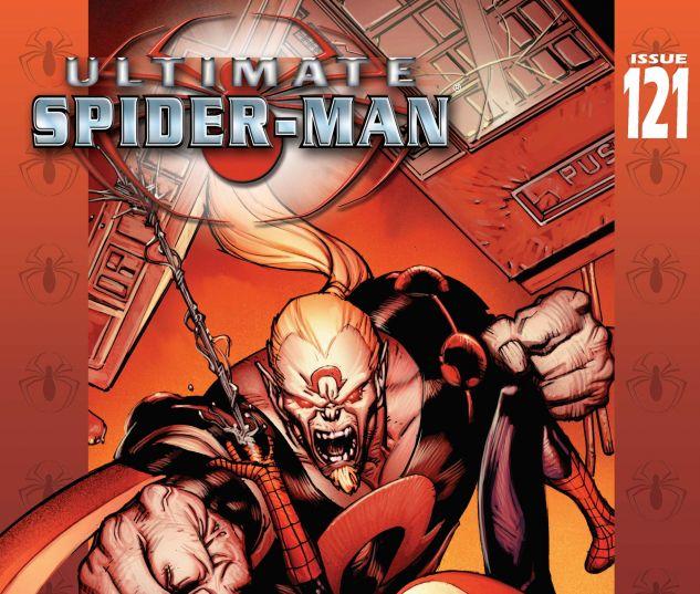 ULTIMATE SPIDER-MAN (2000) #121