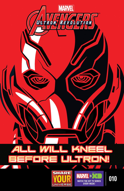 Marvel Universe Avengers: Ultron Revolution (2016) #10