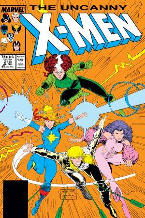 Uncanny X-Men #218