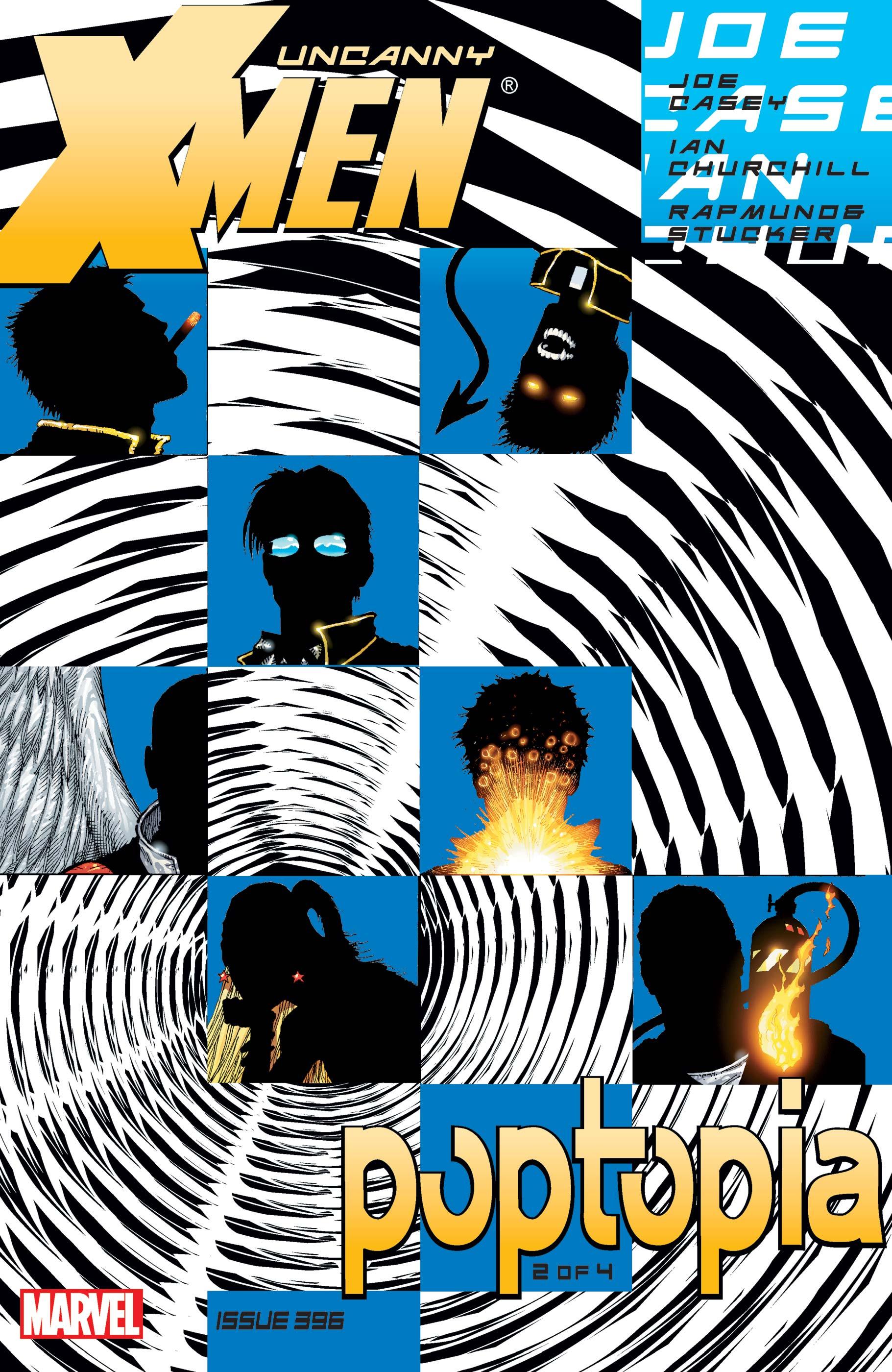 Uncanny X-Men (1963) #396