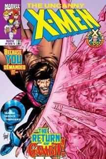 Uncanny X-Men (1963) #361