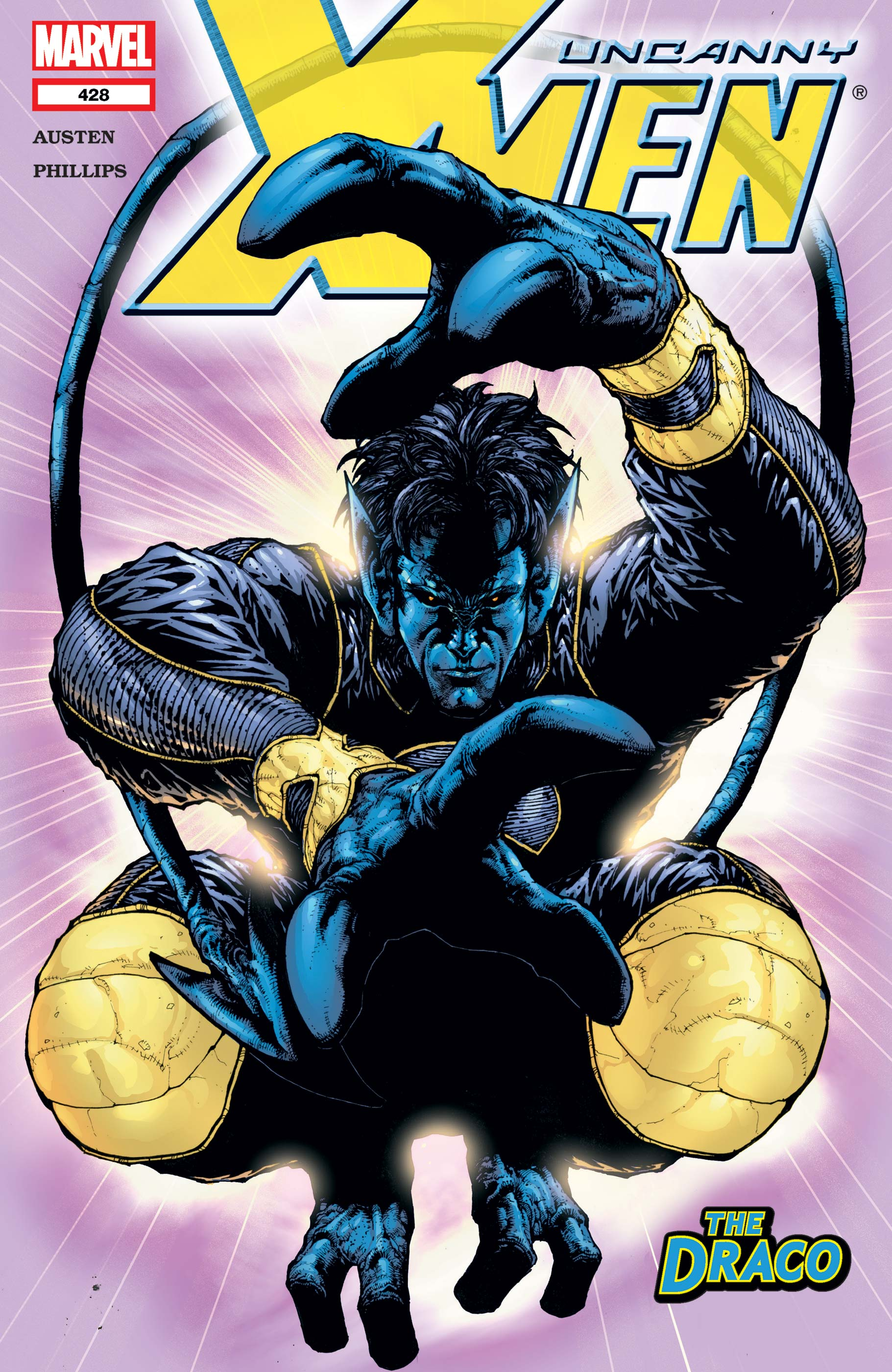 Uncanny X-Men (1963) #428