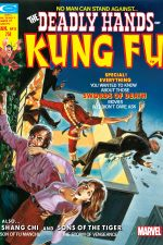 Deadly Hands of Kung Fu (1974) #8 cover