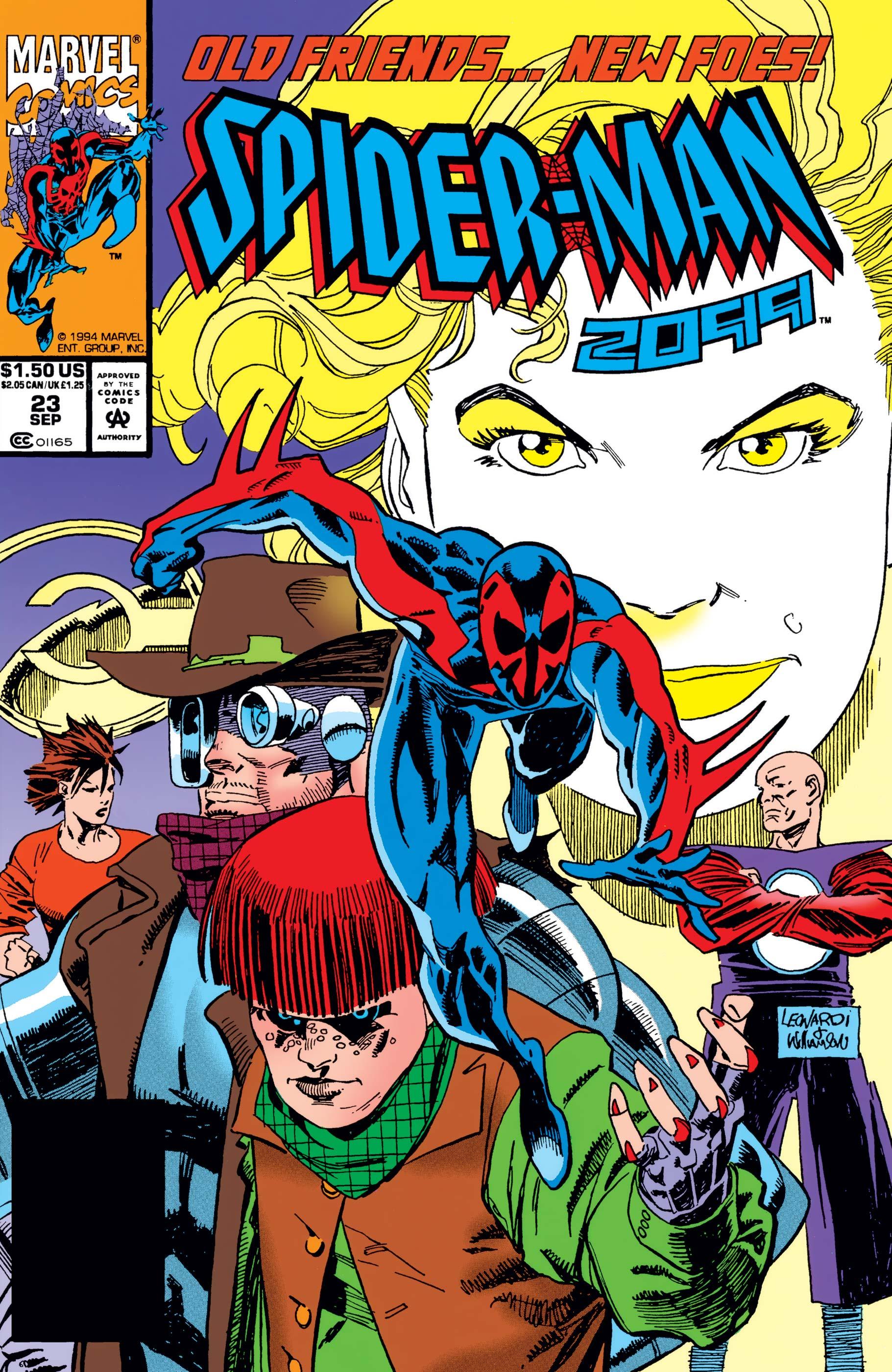 Spider-Man 2099 (1992) #23