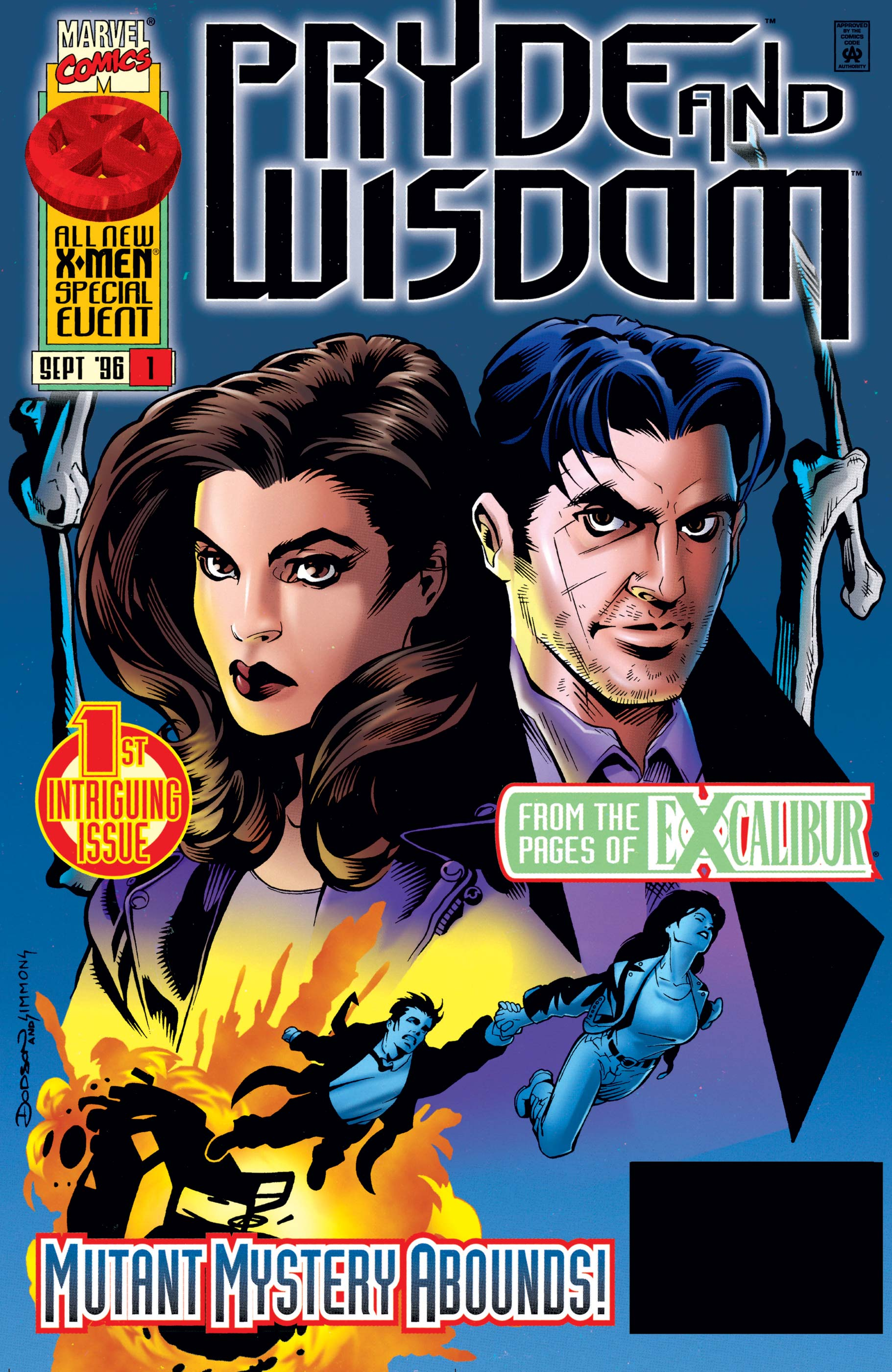 Pryde and Wisdom (1996) #1