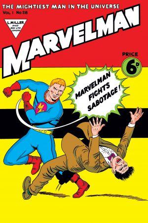 Marvelman (1954) #28
