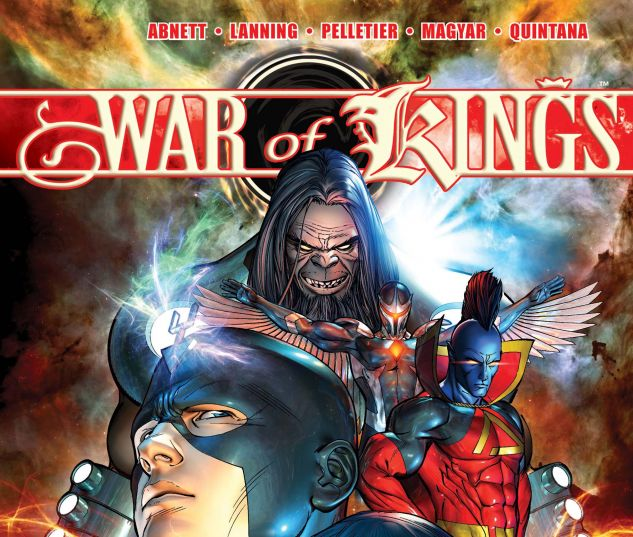 WAR OF KINGS (2009) #1