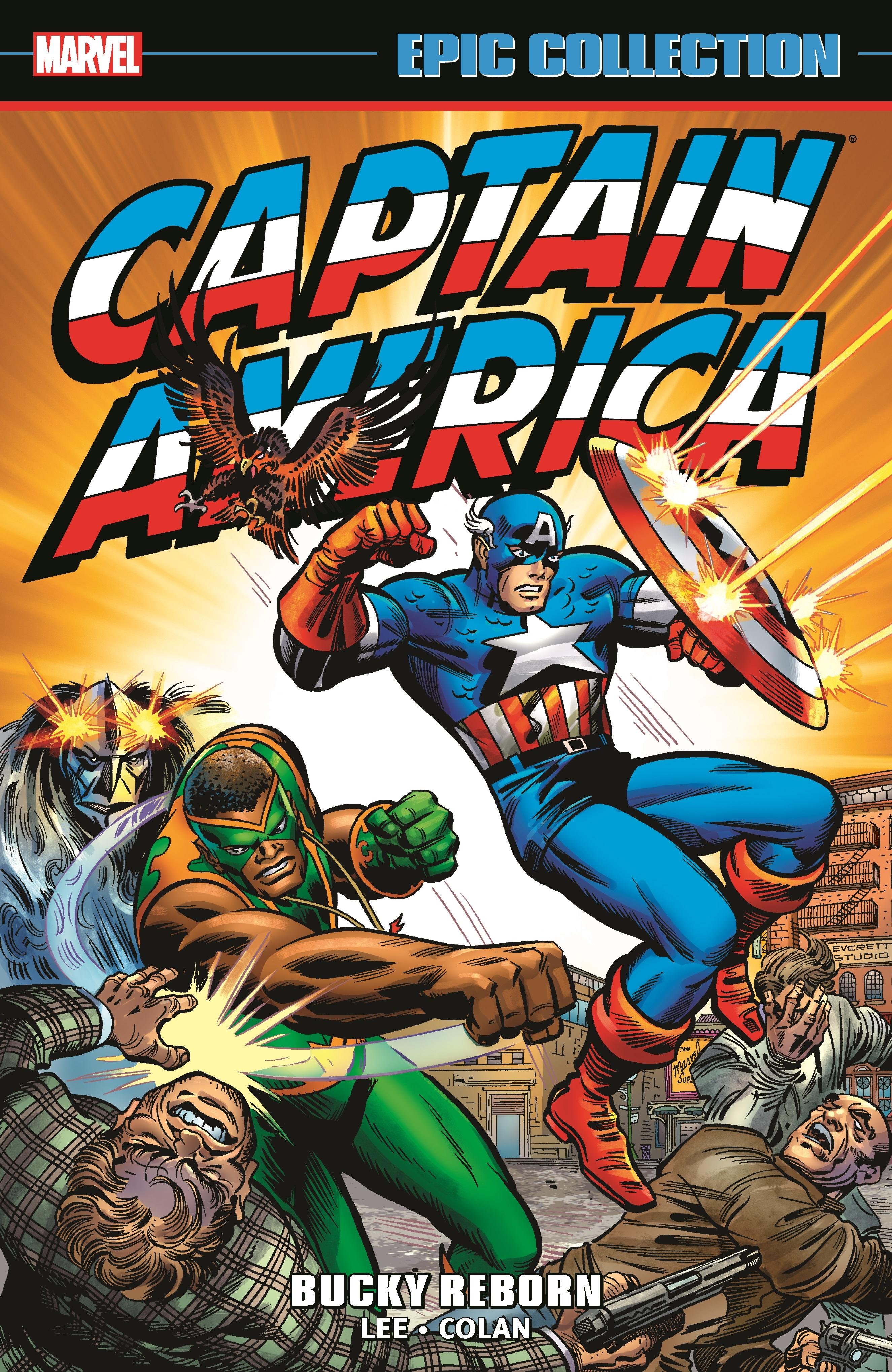 Captain America Epic Collection: Bucky Reborn (Trade Paperback)