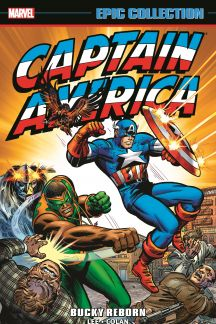 Captain America Epic Collection: Bucky Reborn (Trade Paperback)