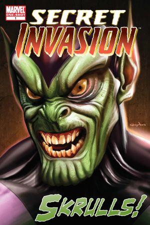 Skrulls! #1