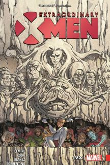 Extraordinary X-Men Vol. 4: IVX (Trade Paperback)