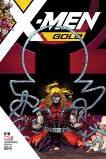 X-Men: Gold (2017) #10