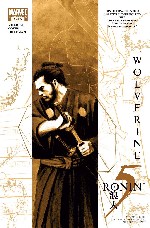 5 Ronin (2010) #1