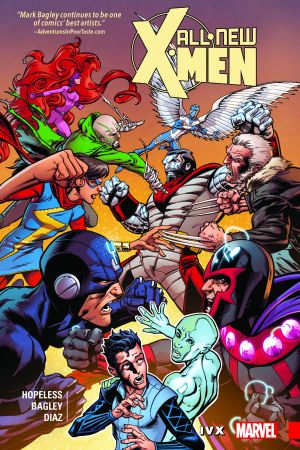 ALL-NEW X-MEN: INEVITABLE VOL. 4 - IVX TPB (Trade Paperback)